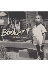 Booker T – Note By Note (Limited Edition Coloured Vinyl) LP