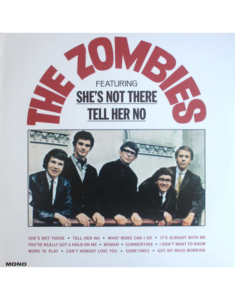 The Zombies – The Zombies LP