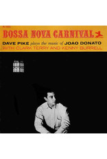 Dave Pike - Bossa Nova Carnival LP, 2020 Reissue