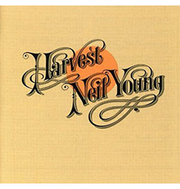 RK Neil Young ‎– Harvest LP
