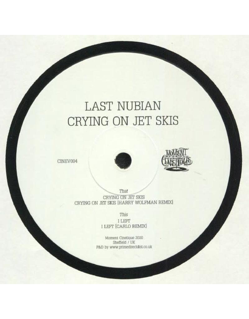 """Last Nubian – Crying On Jet Skis 12"""""""