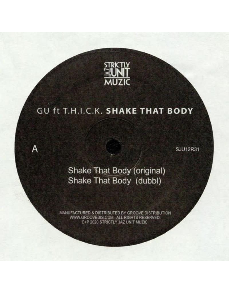 """Glenn Underground Ft T.H.I.C.K. – Shake That Body 12"""""""
