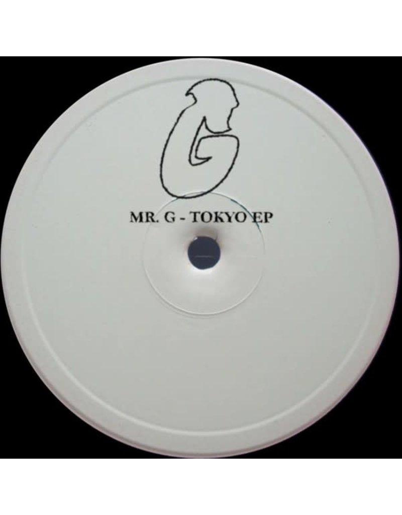 """Mr. G – Tokyo EP 12"""""""