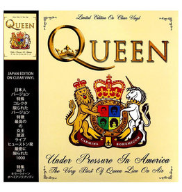 RK Queen ‎– Under Pressure In America (The Very Best Of Queen Live On Air) LP
