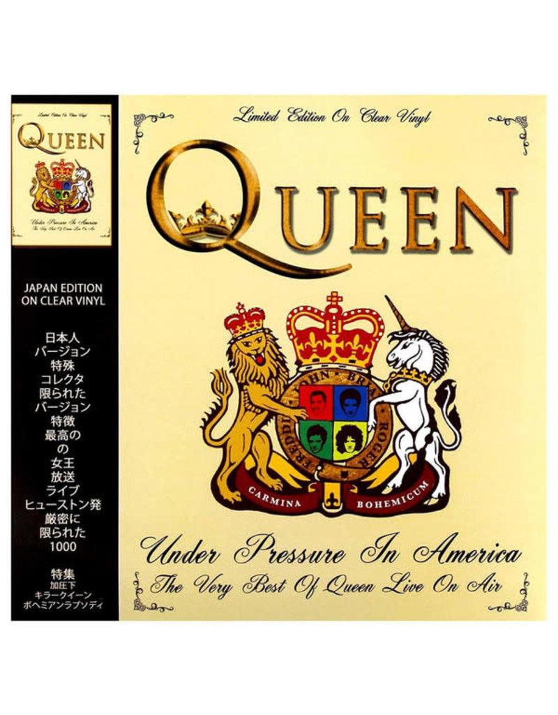 RK Queen – Under Pressure In America (The Very Best Of Queen Live On Air) LP