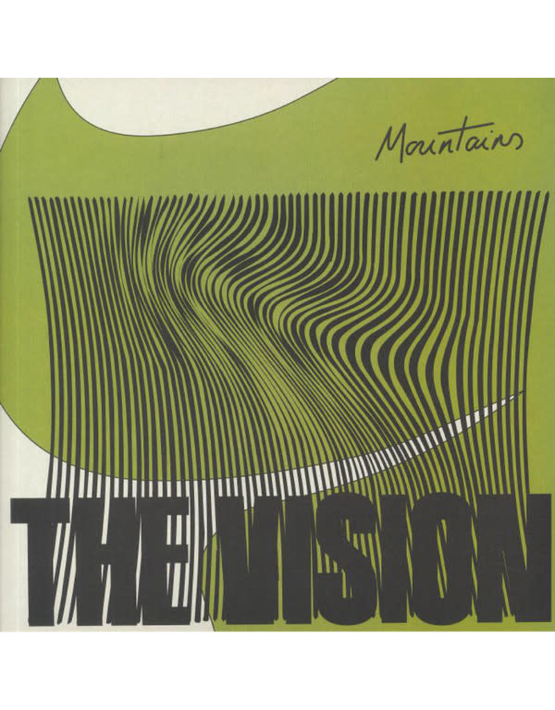 The Vision Featuring Andreya Triana ‎– Mountains 12""