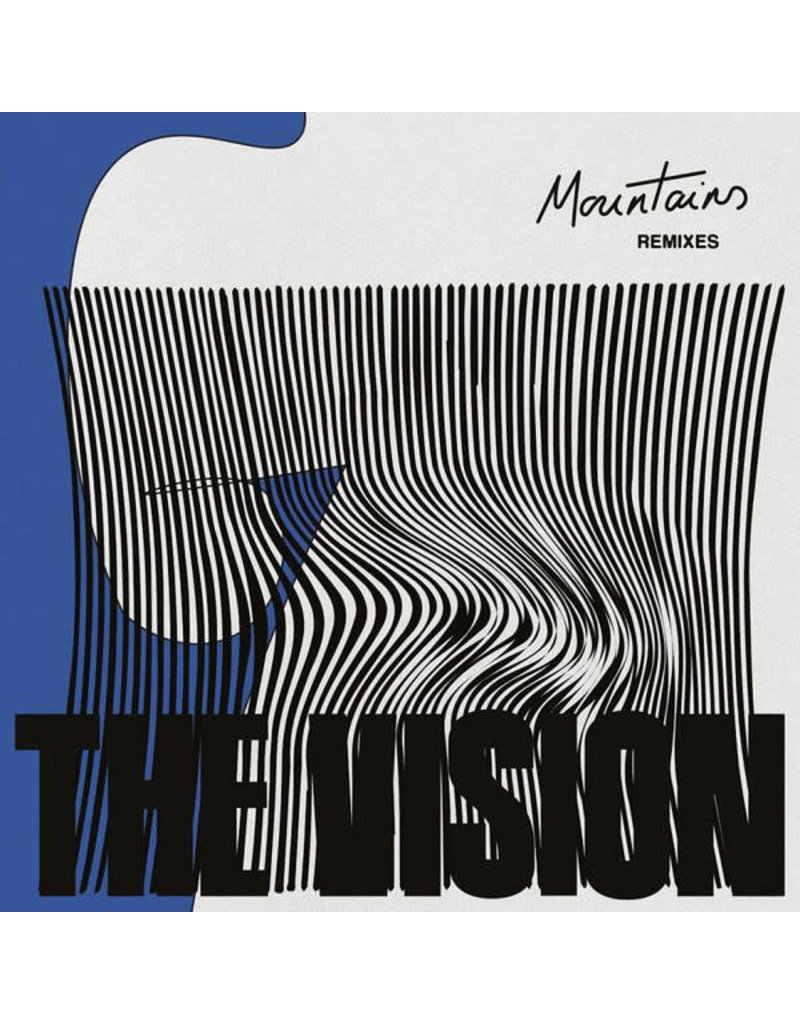 """The Vision Featuring Andreya Triana – Mountains (Remixes) 12"""""""