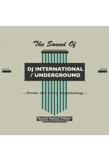 HS Various – The Sound Of DJ International / Underground 3LP