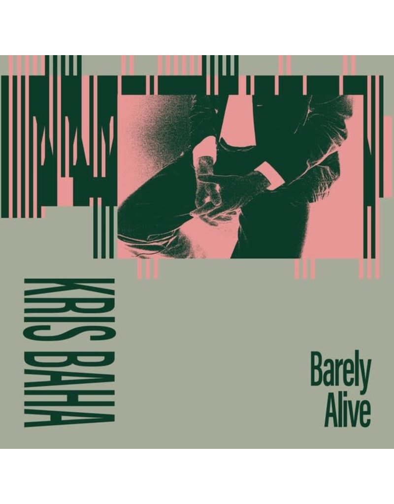 Kris Baha ‎– Barely Alive 12""