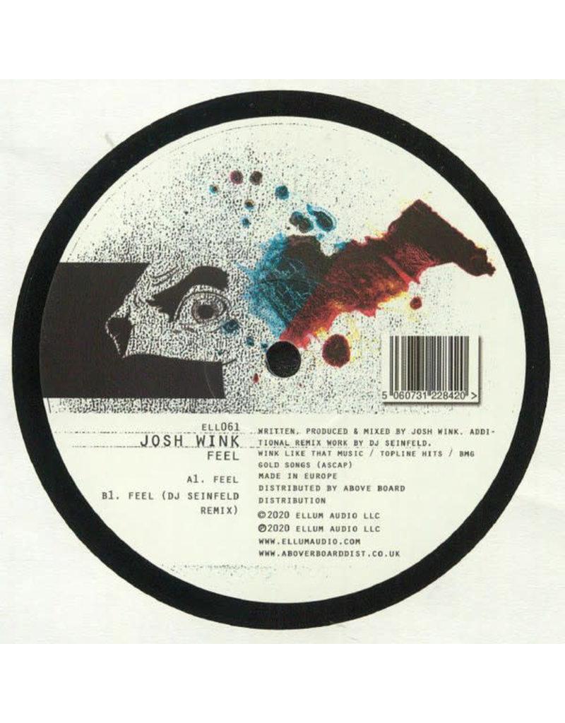 "Josh Wink – Feel EP 12"""