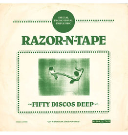 Various ‎– Fifty Discos Deep 3x12""