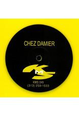 "Chez Damier – Untitled (Yellow Vinyl) 12"""