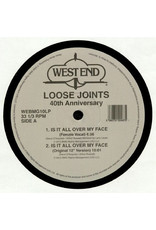"Loose Joints ‎– Is It All Over My Face (40th Anniversary) 2x12"" + 7"""