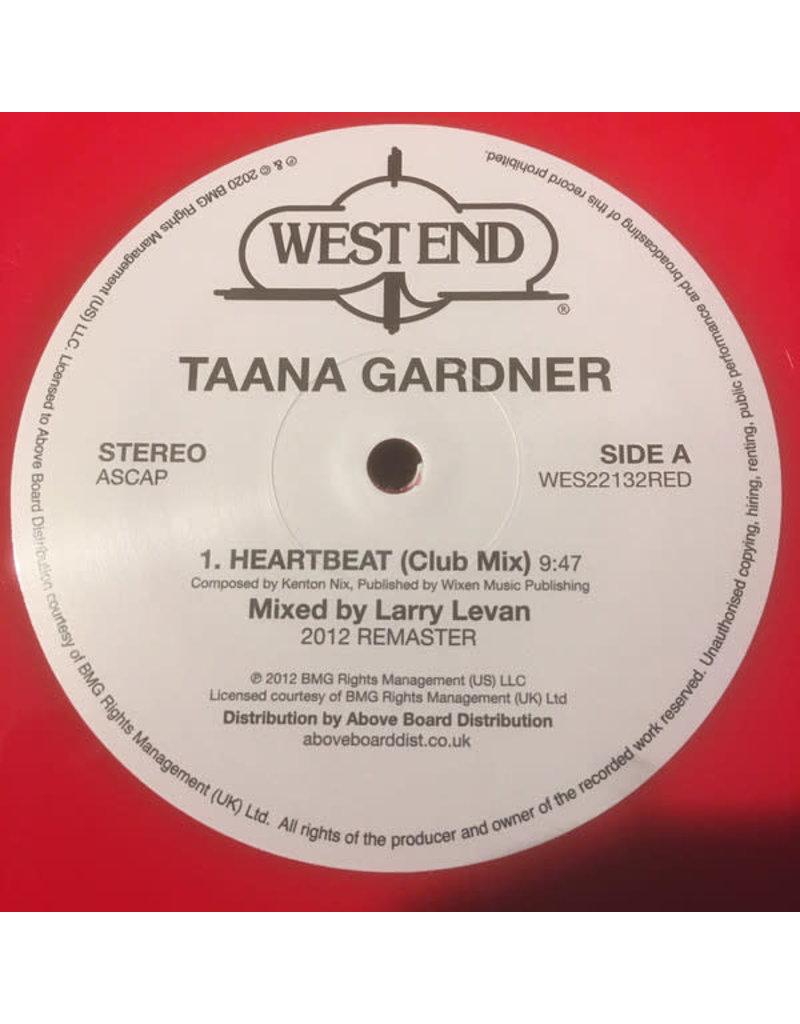 "Taana Gardner – Heartbeat (Red Vinyl) 12"""