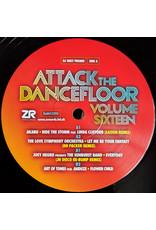 """Various – Attack The Dancefloor Volume Sixteen 12"""""""