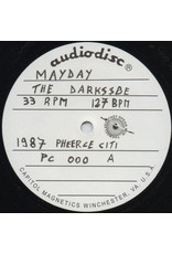 Mayday ‎– The Darkside (Clear Vinyl) 12""