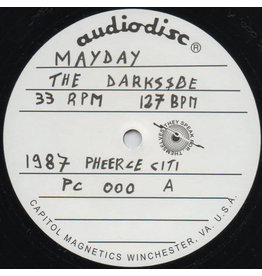 """Mayday – The Darkside (Clear Vinyl) 12"""""""