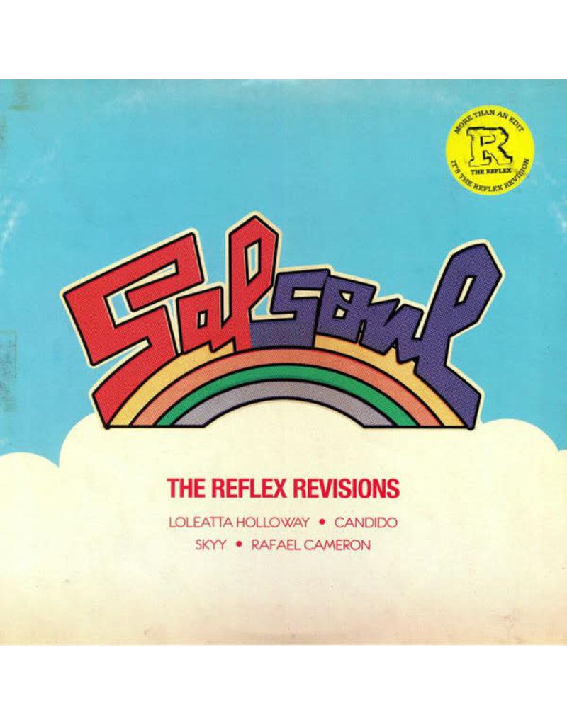 The Reflex – Salsoul (The Reflex Revisions) [White Vinyl] 2LP