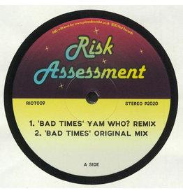 "Risk Assessment – Bad Times 12"""