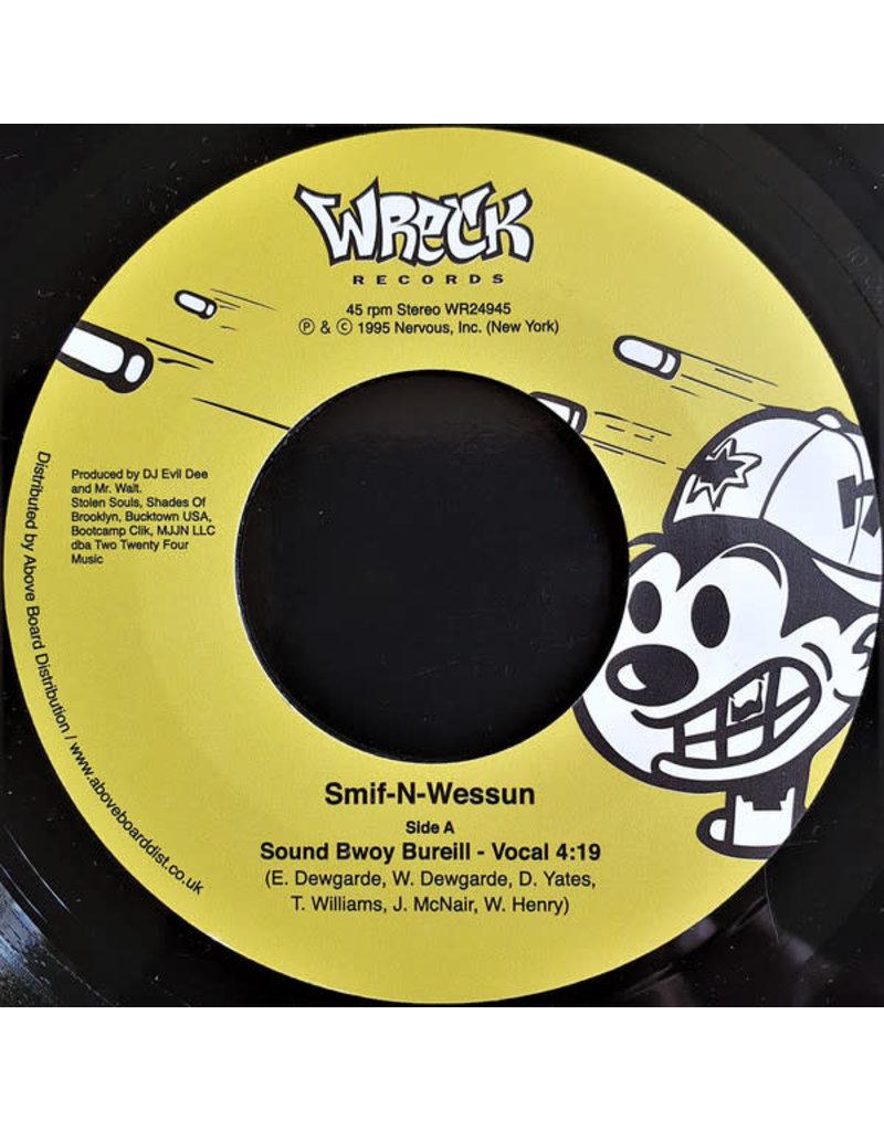 """Smif-N-Wessun – Sound Bwoy Bureill 7"""""""