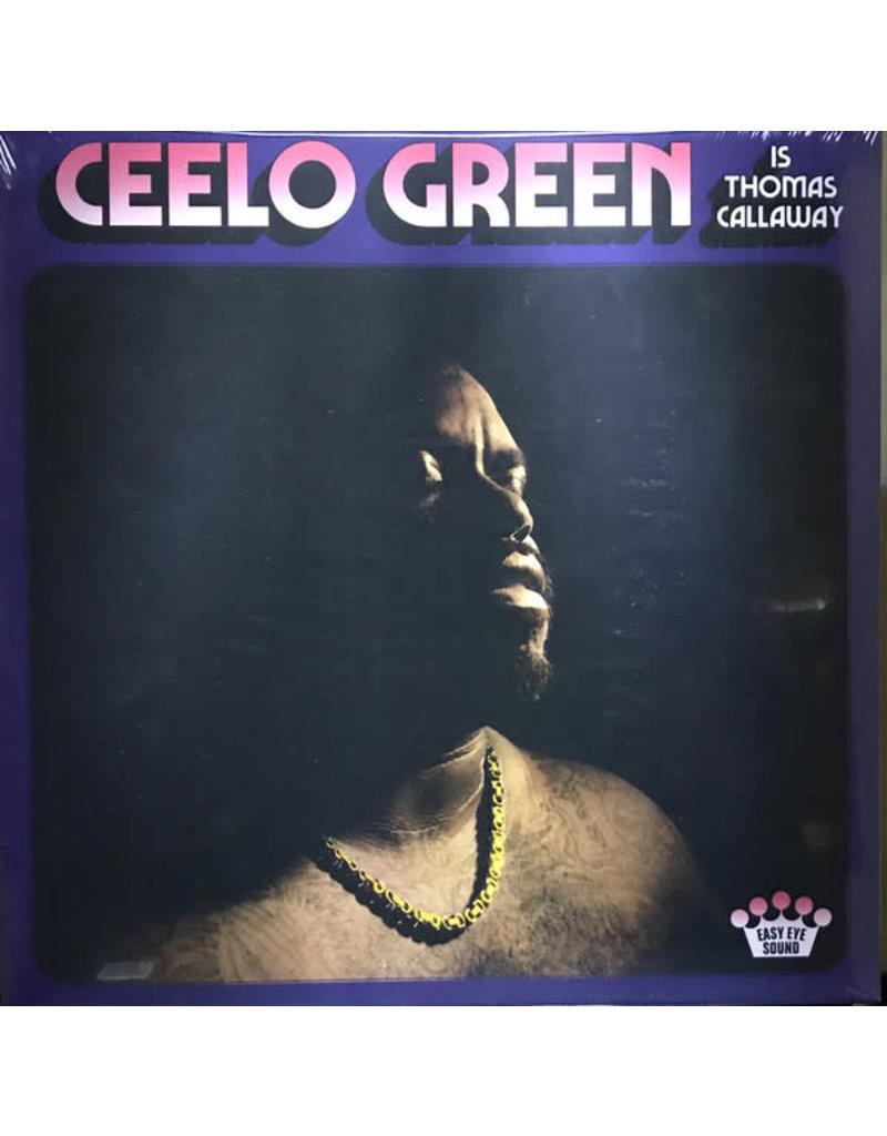 CeeLo Green – CeeLo Green Is Thomas Callaway LP