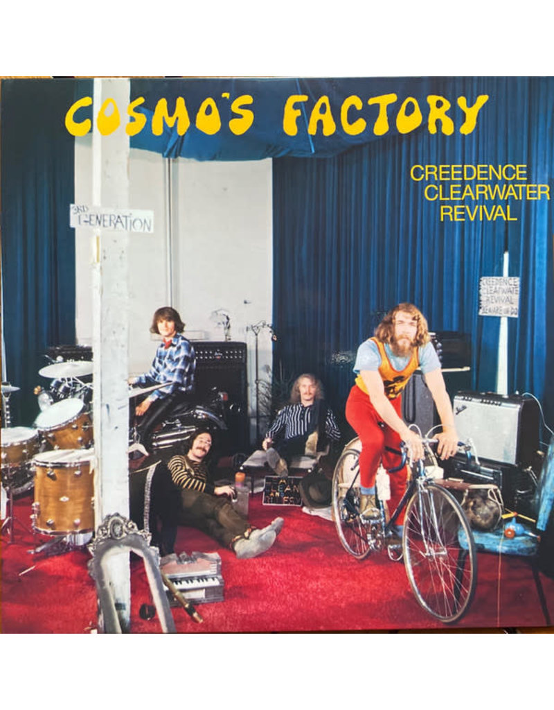 Creedence Clearwater Revival – Cosmo's Factory (Half-Speed Mastering) LP