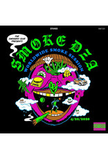 Smoke DZA ‎– Worldwide Smoke Session LP