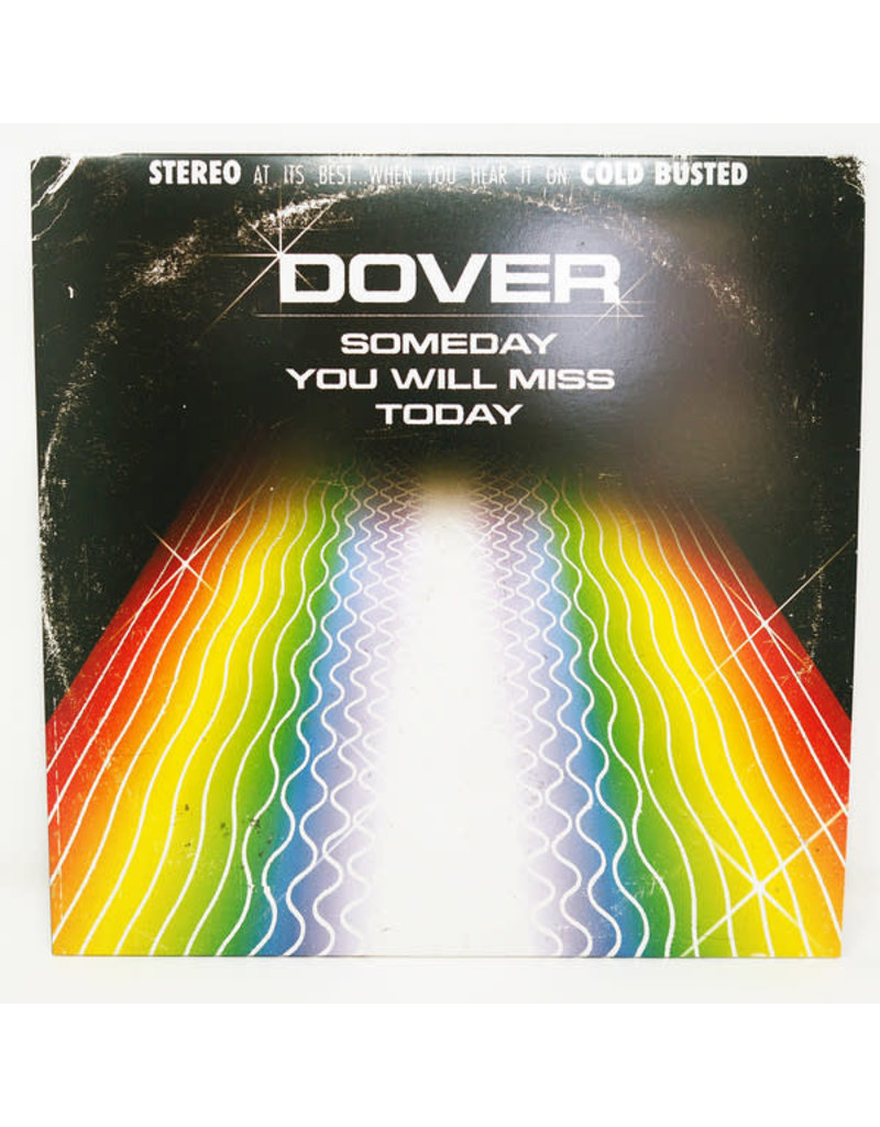 """Dover – Someday You Will Miss Today 12"""""""