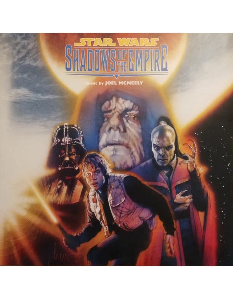 Joel McNeely – Star Wars: Shadows Of The Empire LP