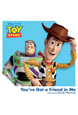 "Toy Story - You've Got a Friend in Me 3"" Vinyl"