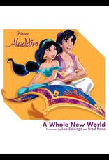 "Aladdin - A Whole New World 3"" Vinyl"
