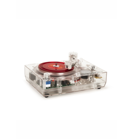 """2020 Record Store Day Exclusive Mini Turntable for 3"""" Vinyl (Clear)"""