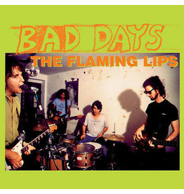 RK The Flaming Lips ‎– Bad Days 10""