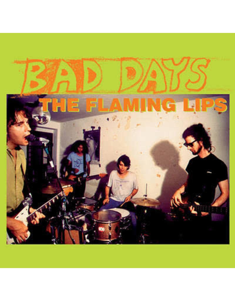 "RK The Flaming Lips – Bad Days 10"", Green Vinyl"