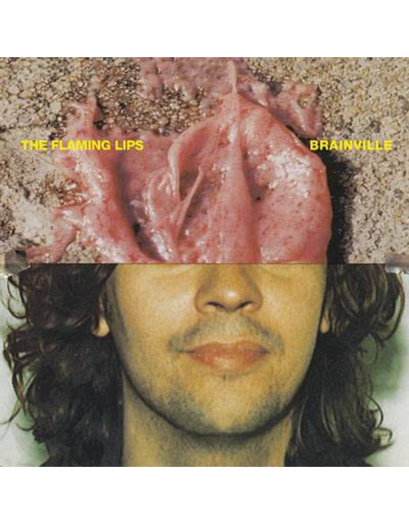 """RK The Flaming Lips – Brainville 10"""""""
