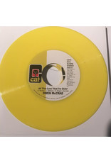 """Gwen McCrae – All This Love That I'm Givin' / Maybe I'll Find Somebody New (Yellow Vinyl) 7"""""""