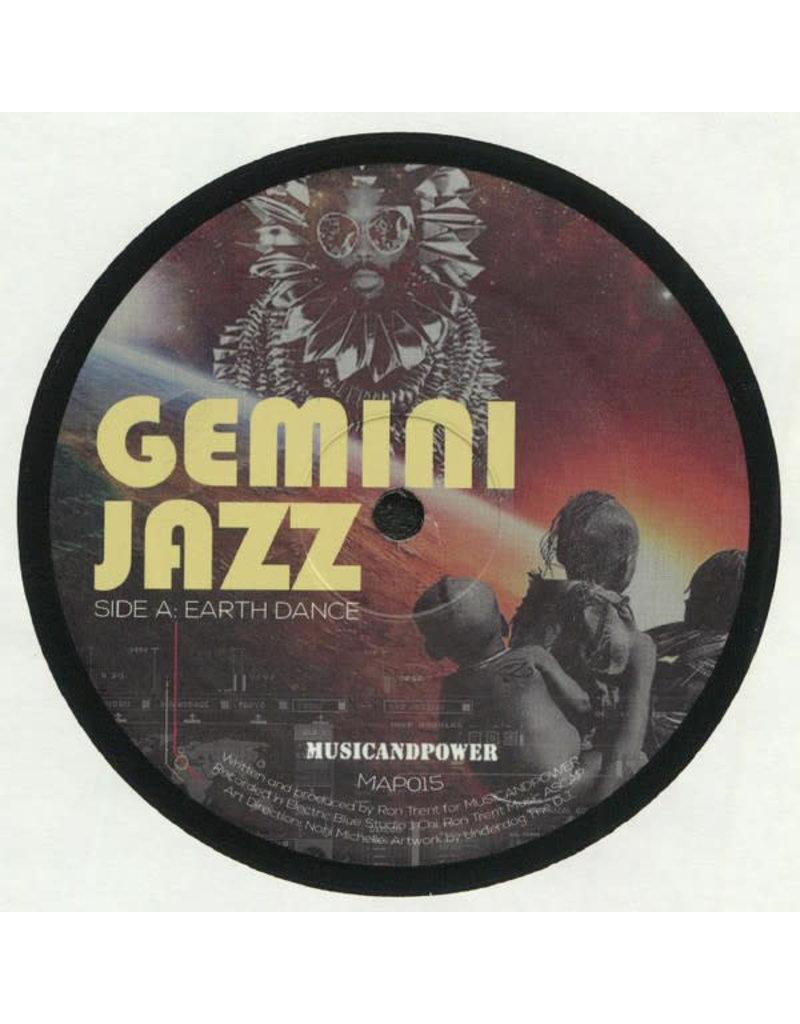 """Gemini Jazz – Earth Dance 12"""""""