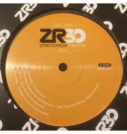 Various ‎– 30 Years Of Z Records EP 2 12""