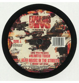 Louie Vega Presents Unlimited Touch ‎– I Hear Music In The Streets (Expansions In The NYC Preview 3) 7""
