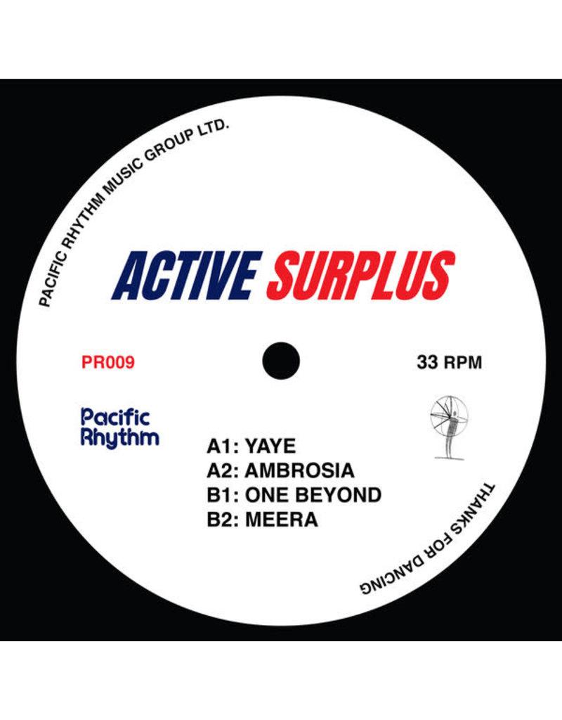 "Active Surplus – Active Surplus EP 12"""
