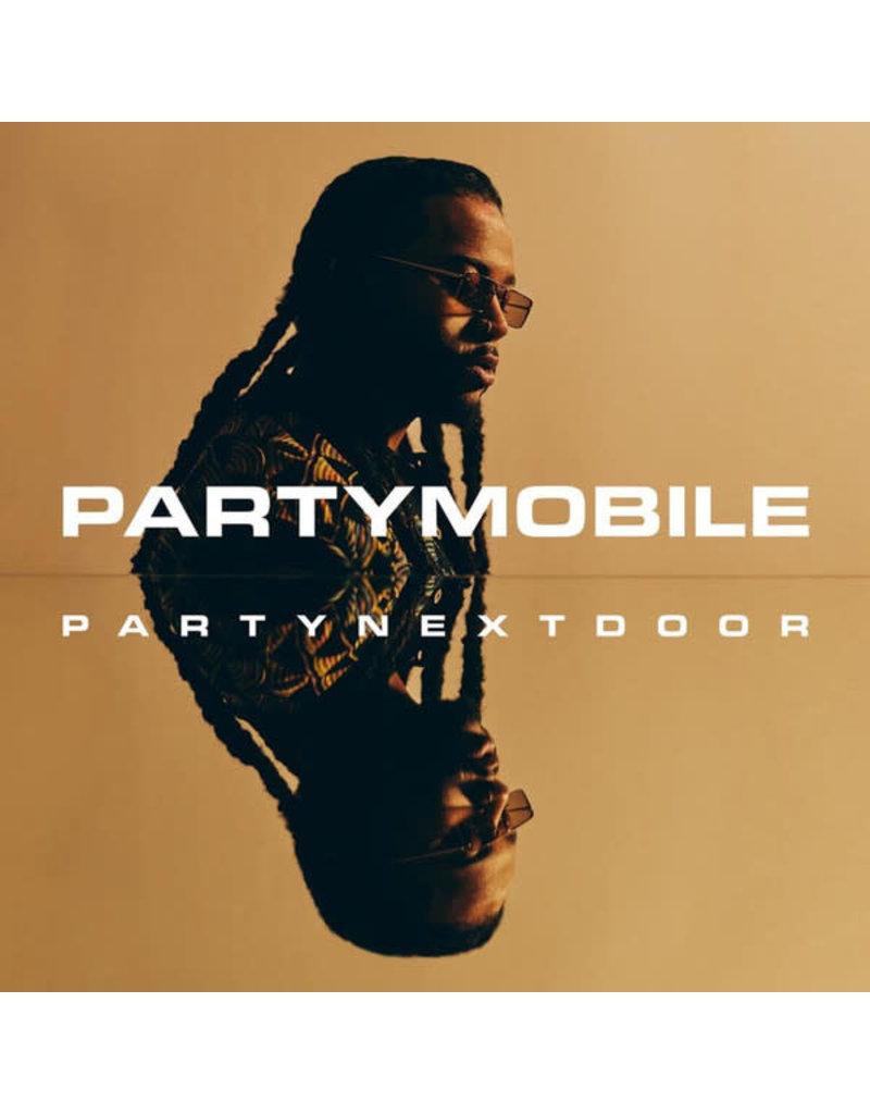 PARTYNEXTDOOR – PARTYMOBILE 2LP