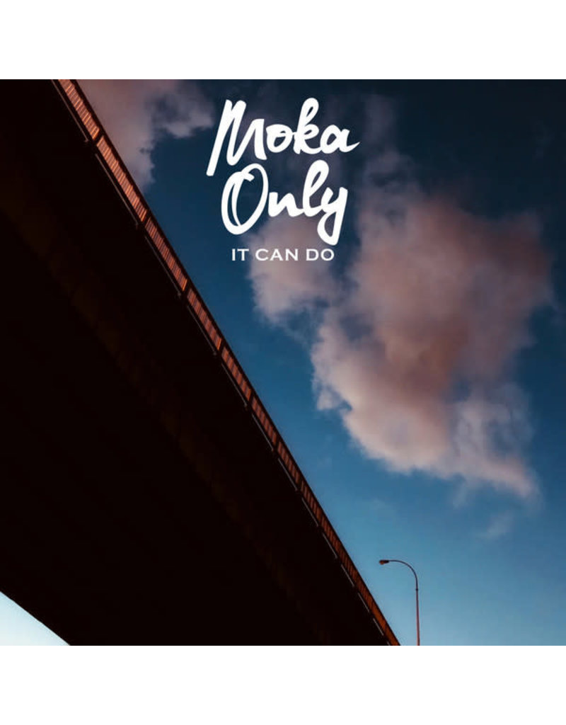 Moka Only ‎– It Can Do LP