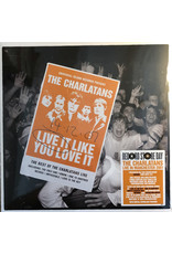 Charlatans - Live It Like You Love It 2LP [RSD2020]