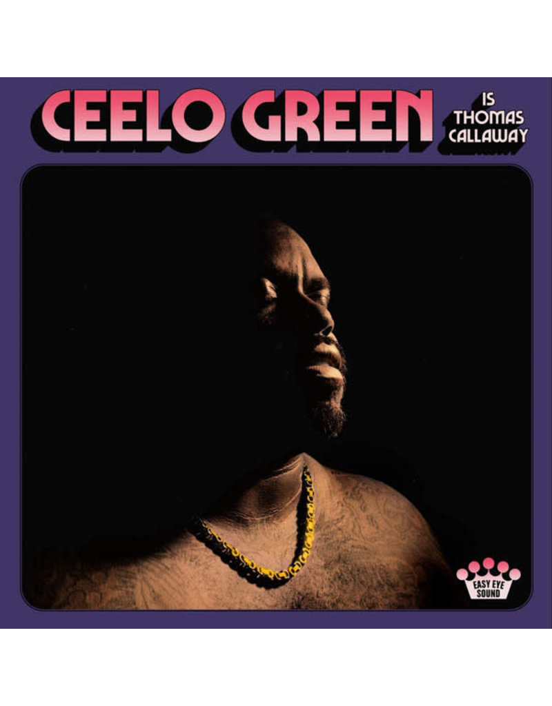 CeeLo Green ‎– CeeLo Green Is Thomas Callaway CD