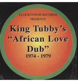 "RG King Tubby – King Tubby's ""African Love Dub"" 1974 - 1979 LP"