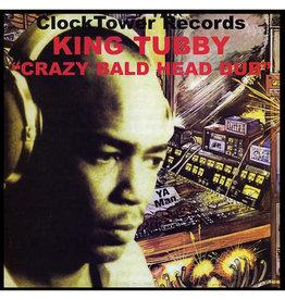 RG King Tubby – Crazy Bald Head Dub LP