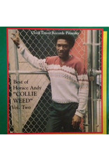 RG Horace Andy – Best Of Horace Andy Volume 2 - Collie Weed LP