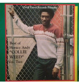 RG Horace Andy ‎– Best Of Horace Andy Volume 2 - Collie Weed LP