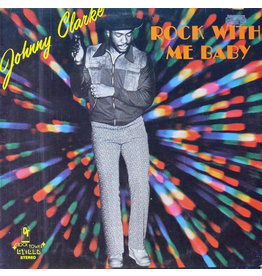 RG Johnny Clarke – Rock With Me Baby LP