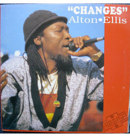 RG Alton Ellis ‎– Changes LP